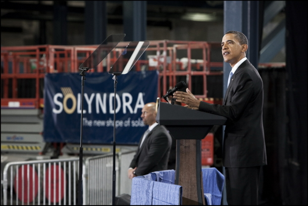 Obama-Solyndra